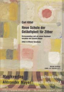 Carl Kittel / Cornelia Mayer Hsg.: Schule der Geläufigkeit