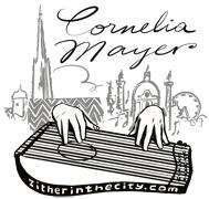 Cornelia Mayer,  Zitherspielerin aus Wien