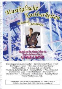 Cornelia Mayer (Hsg.): Musikalische Kostbarkeiten - Spielheft