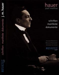 Josef Matthias Hauer: schriften manifeste dokumente (DVD)